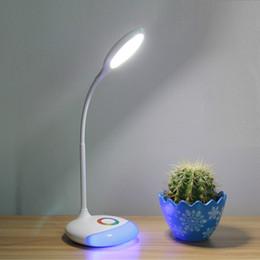 Wholesale Learn Lamp - Children Eye Protection Table light Student Learning Desk Lamp Adjustable Light Bedroom Led Lights