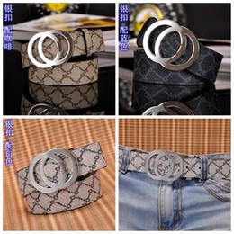Wholesale Men Designer Leather Belt - Wholesale brand men belts designer belts for men big buckle belt male chastity belts top fashion mens leather belt wholesale free shipping
