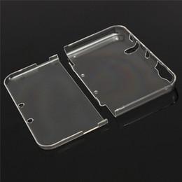 Transparent En Plastique Transparent Cristal De Protection Coque Dur Peau Cas Couverture Pour Nouveau 3DS XL LL DHL FEDEX EMS LIVRAISON GRATUITE ? partir de fabricateur