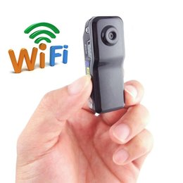 Mini Wifi Network Camera Video Recorder DV Camcorder Support iPhone Android APP Remote View MD81 MD81S Deals