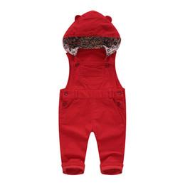 Recién nacidos niños mamelucos del bebé 2018 Primavera otoño niñas mono con capucha Trajes de los niños rojos moda sin mangas trajes desde fabricantes