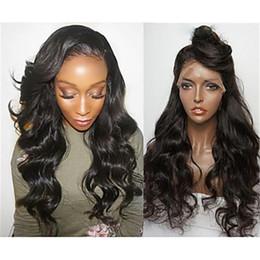 Wholesale Human Haircut - Women Human Hair Lace Wig Brazilian Human Hair Glueless Lace Front 150% Density Layered Haircut Bob Haircut With Baby Hair With Bangs