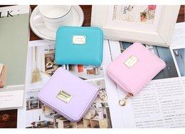 damen handbörse klein Rabatt weibliche Mini-Geldbörsen, kleine Reißverschluss-Handtasche, europäische und amerikanische Brieftasche Damen-Kartentasche, maßgeschneiderte Brieftasche für Mädchen