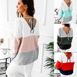 84553f1b Discount zara - New Arrival Women Blouses Shirts Fashion Tops Casual Blouse  Long Sleeve Tees Print