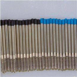 Wholesale parker ink black - JY178 10PCS Set Fine New Ink For Parker Cross Style 0.5mm Refills Pen Smooth Ballpoint