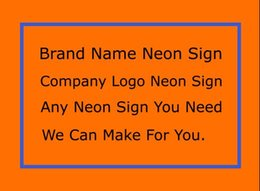Wholesale Bar Restaurant Names - Brand Name Neon Sign Bar KTV Club Pub Store Business Company Logo Advertisement Home Decoration Art Gift Display Neon Signs (Pls Contact Us)