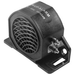 Wholesale Loud Car Alarm Horn - Cheap siren horn HLEST 12V-60V Car Truck Mechanical Engineering Vehicles 105db Alarm Horn Siren Reversing Waterproof High And Loud Speaker