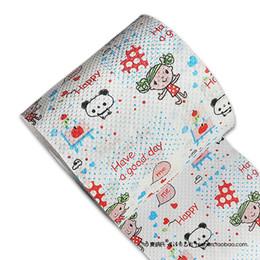 Wholesale panda papers - 30m pack 3packs Kawaii panda girl design Printing Toilet Paper Toilet Tissues Roll Paper Novelty Tissue Wholesale