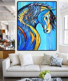 2019 murais de mosaico 5d pintura diamante pintura a cavalo bordado diy diamante ponto cruz mosaico oceano quadrado strass foto 3d decoração do presente murais de mosaico barato