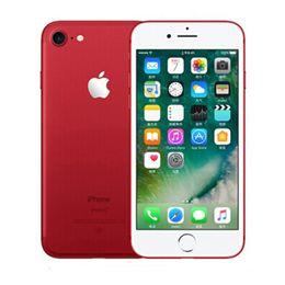 "Wholesale Iphone Refurbish - Original 4.7"" iphone Refurbished iPhone 7 Quad Core 2GB RAM 32GB ROM IOS 12MP fingerprint 4G LTE unlocked Apple phone"
