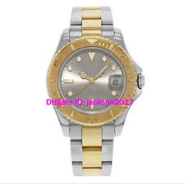 Wholesale elegant automatic watch - high quality NEW watches 36mm 18kt Gold Stainless 168623 White Dial 69623 Automatic Mechanical Elegant ladies watch