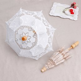фотосъемка Скидка Newborn Baby Photography Props Lace Umbrella Infant Studio Shooting Photo Prop