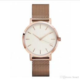 Bandas de relógio de tungstênio on-line-Assistir ROS-EFIE-LD local lucifer aço banda watch tungsten steel watch frete grátis