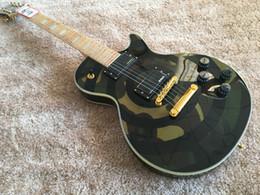 Wholesale Lp Guitar Body - lp custom guitar shop in stock Custom LP ZAKK Wylde COMO signature with EMGHZ pickups free shipping