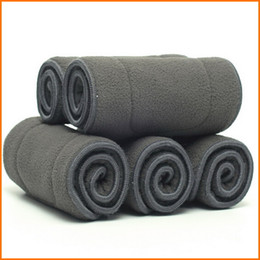 Wholesale Wholesale Price Diaper - Free shipping 2016 China Factory wholesale price washable cloth diaper insert , bamboo charcoal inserts 2000 pieces .