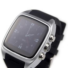 2019 smart watch 3g sim karte X01 Smart Uhr Android 4.4 WaterPoor IP67 3G SIM TF Karte WiFi GPS 3MP Kamera Sport Smartwatch für Android Handys Gut als günstig smart watch 3g sim karte