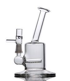 Bongo original on-line-Venda quente de vidro bongs McDonalds Cup Original Opaco claro Dab Concentrado Oil Rig Cheech Vidro Mini Honey Cup 10mm conjunta