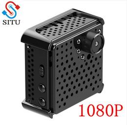 mini-usb-taste kamera Rabatt SITU Marke 2017 August Mini-Camcorder mit prominentem Objektiv 1080P drahtlose Wi-Fi-Kamera Sicherheit Videoaufzeichnung