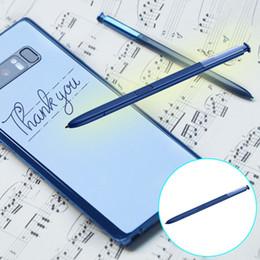stylos de téléphone portable Promotion Pour Samsung Galaxy Note 8 Stylet Actif Stylet S Pen Écran Tactile Stylo Pour Téléphone Mobile