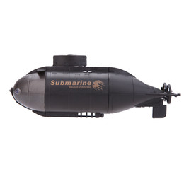 Wholesale Rc Transmitter Airplane - 777-216 Mini Remote Control RC Racing Submarine Boat Toys with 40MHz RC Transmitter