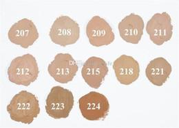 Canada Boîte rouge Maquillage Couvre-couche Apprêt Correcteur Base de Maquillage Visage Maquillage Contour Palette Base de Maquillage Tatoo Correcteur de Peau Offre