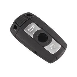 Wholesale bmw keyless entry remote - 2Button Replacement Keyless Entry Remote Uncut Smart Key Fob for Car BMW