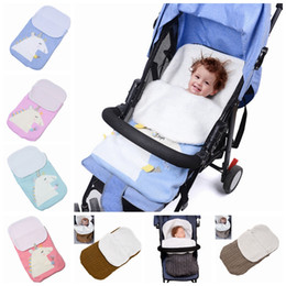 063e9ea36f Baby Blankets Unicorn Infant Swaddle Wrap Soft Newborn Sleeping Bag Warm Sleep  Sack Baby Stroller Wraps 12 Designs 20pcs YW1634
