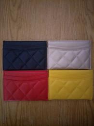 Renkli Moda C PU Deri Mini Cüzdan tutucu kart sahibinin Sikke çanta VIP sayaç hediye plastik toz torbası bayan parti hediye ile supplier colorful ladies leather wallets nereden renkli bayanlar deri cüzdanlar tedarikçiler