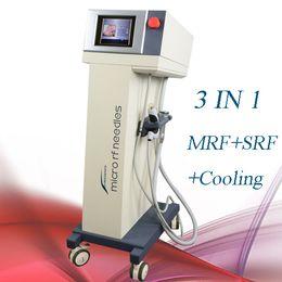 Peças de substituição on-line-Microneedling rf micro agulha máquina 4 cartuchos dicas de peças de reposição cabeça de substituição de ouro cartucho fracionário RF microneedle