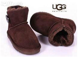 UGG 5991 bottes d'hiver bottes de neige imperméables pour enfants au chaud Noël hiver filles garçons bottes enfants bottes bottes de neige australiennes Baby Shoes ? partir de fabricateur