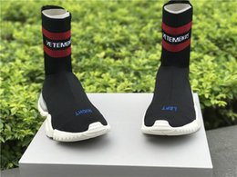 Wholesale Work Train - New light gray Sock Booties Sports Running Shoes,Training Sneakers Shoes,Speed Knit Sock High-Top Training Sneakers,Dropshipping Accepted