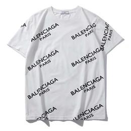 Camiseta casual para hombre Nuevas llegadas Mujeres para hombre 2019 Diseñador de moda Tops Camisetas Mangas cortas Nueva camiseta de moda con marca desde fabricantes