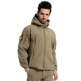 Панель оболочки онлайн-Бренд Paneled Jacket V5 .0 Военная тактическая мужская куртка Lurker Shark Skin Soft Shell Водонепроницаемая ветрозащитная мужская ветровка Куртка Пальто