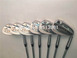 Wholesale 52 Degree Wedge - VickyG Golf Clubs RomaRo Ray SX R Wedge Set RomaRo Golf Wedges 48 50 52 54 56 60 Degrees Steel Shaft With Head Cover