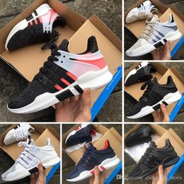 Wholesale high quality best sneakers - 2018 EQT Support Primeknit 93 Best High Quality Women Men Run Shoes Primeknit Fashion Casual Sports Sneakers eur 36-45