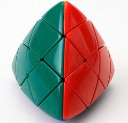 Pyramid Magic Cube great Toys Puzzle Magic Toys Jouets éducatifs pour adultes et enfants Magic Cube Meilleur jouet d'intelligence pour enfants ? partir de fabricateur