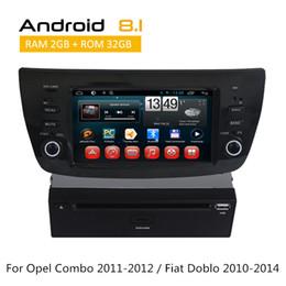 2019 telefones core core core Cortex A9 Quad núcleo 1.6 GHz, R16 Fiat Doblo 2012 central do carro DVD de rádio de áudio com TV, GPS, DVD desconto telefones core core core