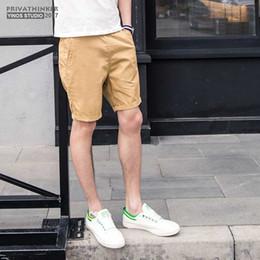 4c78a54e3ed2d Shorts de verão Das Mulheres Dos Homens Da Marca Masculina Casual Homens  Cáqui Calções de Fitness Fino Plus Size Calções de Algodão de Praia Bermuda  ...