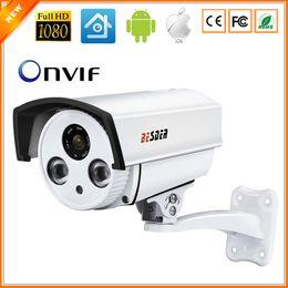 Wholesale Ip Camera Zooms - BESDER Auto Zoom 4X Motorized Lens 2.8mm-12mm CCTV Camera Full HD 1080P 2MP HI3516C SONY IMX322 ONVIF IP Camera DC 12V 48V PoE