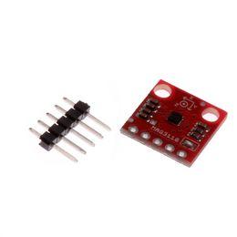 Módulo de eje online-Magnetómetro electrónico del tablero del compás del módulo del sensor de 3-axis MAG3110 para Arduino