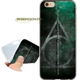 Canada Harry Potter Elder Wand Cases pour iPhone 10 X 7 8 6S 6 Plus 5S 5 SE 5C 4S 4 iPod Touch 6 5 Couverture souple en silicone TPU transparent. Offre