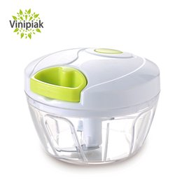 Wholesale Manual Pull - Manual Vegetable Fruit Chopper Hand Pull Food Chopper Onion Nuts Grinder Portable Kitchen Accessories