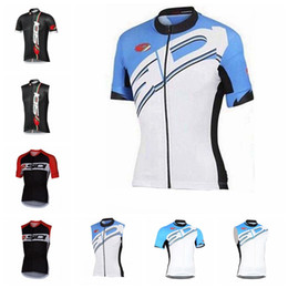 Wholesale Iam Cycling - IAM DISCOVERY Multiple team Cycling Short Sleeves Sleeveless jersey Vest Breathable Racing Bicycle Ropa Ciclismo D2407