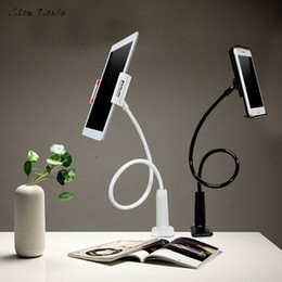 Wholesale ipad for sell - ISHOWTIENDA Motorcycle Car-Styling Best Selling Universal 360 Flexible Table Stand Mount Lazy Holder For Phone Ipad Tablets