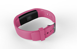 Wholesale price oxygen - Cheap Price Sport Smart Watch Phone Bracelet Heart Rate Monitor 0.86 inch OLED Screen Waterproof IP67 Fitness Silicone Wristbands