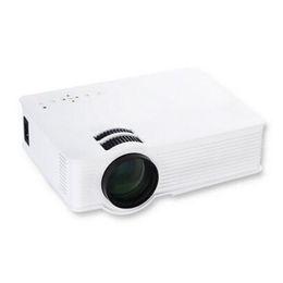 GP9 2000 Lumens LED Projetor Full HD 1080 P Portátil USB Cinema Home Theater Pico LCD de Vídeo Mini Projetor GP-9 projetores de Fornecedores de projetor 3d barato