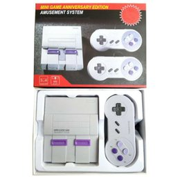 2019 jeux vidéo à succès Modèle de console de jeu Super SFC 2018 pour NES 660 pas cher vente chaude TV jeu vidéo portable avec paquet jeux vidéo à succès pas cher