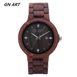 Wholesale Custom Logo Watches - Newest design wholesale Wood watch custom logo fashion boys wrist watch