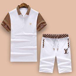 Wholesale denim sweat - 17-18 Sweatshirts Sweat Suit Mens Hoodies Brand Clothing Men's Tracksuits Jackets Sportswear Sets Jogging Suits Hoodies Men