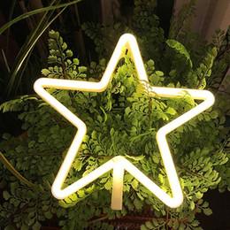 Tira de led carcasa impermeable online-4.5 V LED Strip Neon Light Waterproof Heart Cloud Star en forma de iluminación de hadas IP65 impermeable con decoración de la casa